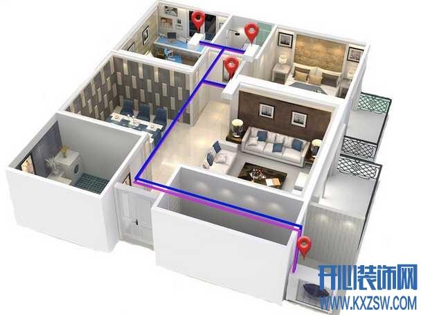 全面解析中央空调安装流程,轻松掌握中央空调安装家居常识