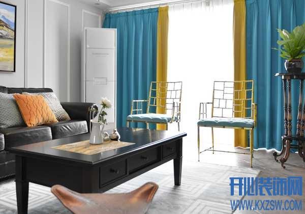 选窗帘如同找老婆,看的都是男人的品味,如何搭配室内窗帘呢