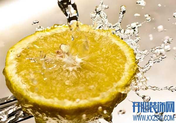 柠檬水的多种做法不讲究,知晓原理就可无师自通