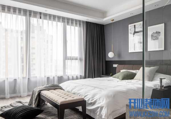 卧室一体化设计应该如何搭配?如何精妙的利用卧室灯光?