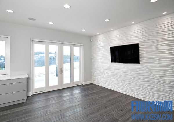 白色墙怎么选装饰品?墙壁颜色和挂饰搭配怎么选择