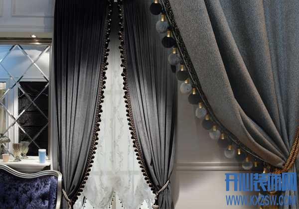 贵气十足的丝绒窗帘,该如何运用与保养呢?