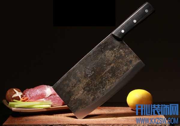菜刀生锈采用这几个办法,保你10年不用换菜刀