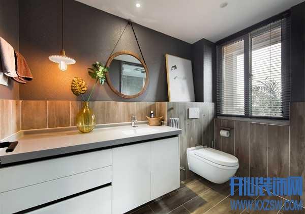 学习浴室镜灯的搭配技巧,再丑的卫浴间都能变漂亮