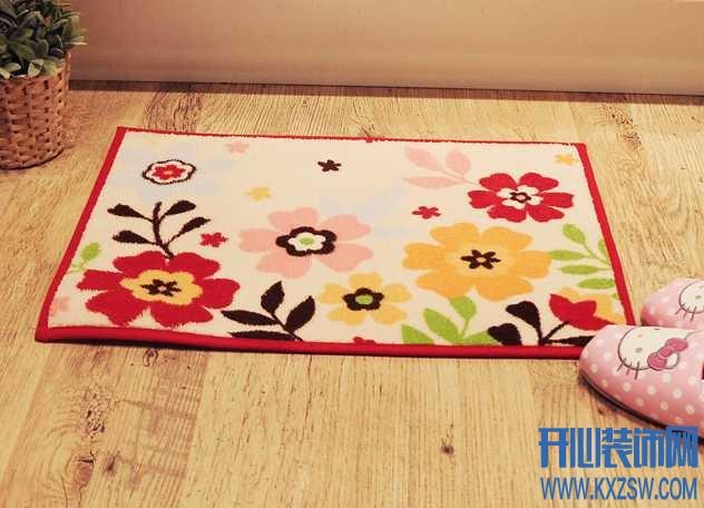 入户门厅的防尘地毯选择,巧妙运用门厅地毯