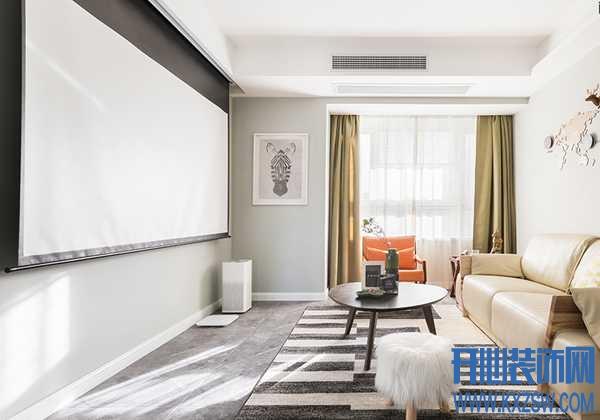 家里的窗帘怎么挑选?窗帘的颜色和图案如何选择