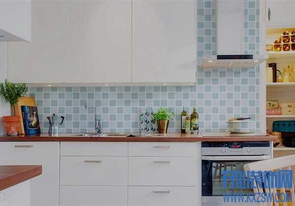 防油墙贴来一波,再也不用担心厨房清洁