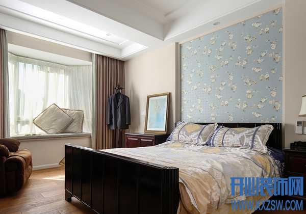 房间用了花色砖铺贴,再也不渴望山川与湖海啦,装饰卧室就够了