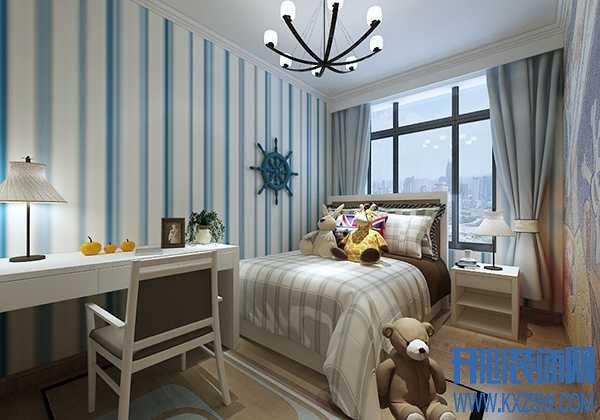 儿童卧室的潮流装修方法,儿童床品的色系应该如何挑选?
