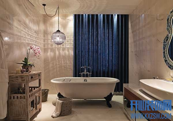 卫生间装什么灯好?什么类型的灯具装在卫生间好看又实用