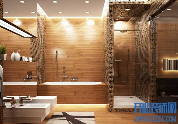 装修用全透明的玻璃淋浴房好不好?被闺蜜吐槽没节操,网友看了说脸红