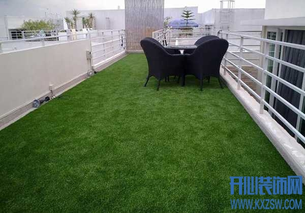 你听说过顶楼草坪吗?想要有一个这样的城市绿化,必须知悉这几点