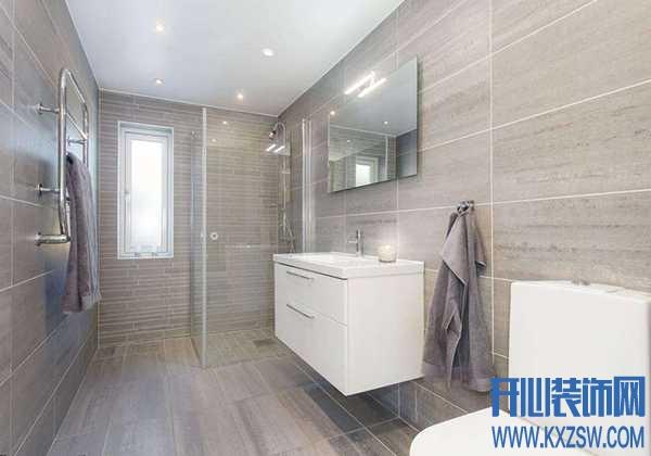 不想浴室成个积水潭,泄水坡设计要做好,泄水坡的斜度如何确定