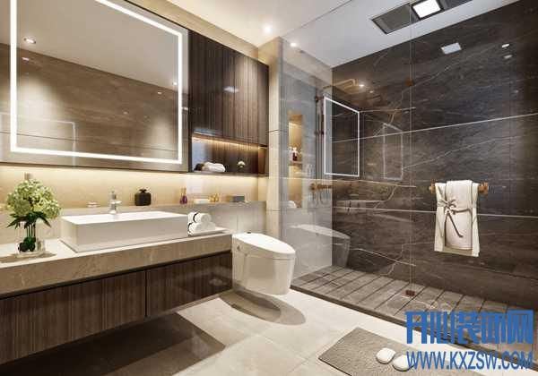 卫生间布置新模式,干湿分隔是不是你想要的那么大?