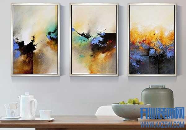 餐厅适合什么样的挂画,餐厅墙壁装饰画有哪些讲究