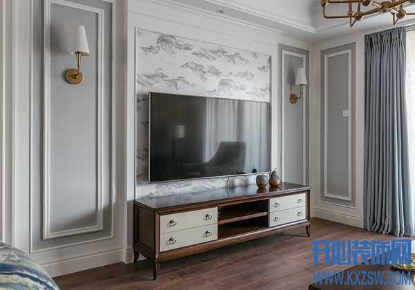 电视墙什么样的好看?客厅电视背景墙材料怎么选
