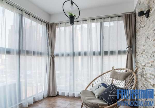 根据家装风格如何选择窗帘的颜色和材质,两层窗帘有必要吗?
