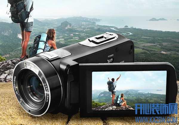 生活小技巧分享之家用摄像机选购指南