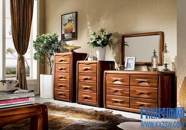 四款心居名家卧室斗柜家具产品价格及特点测评