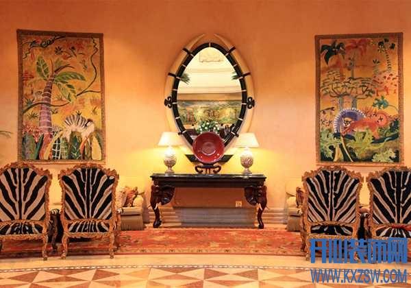 追溯《战狼2》非洲拍摄地,看非洲风格如何装修家居