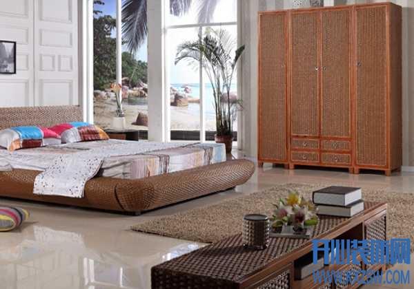六款藤佳人卧室衣柜价格、款式及造型设计图分享