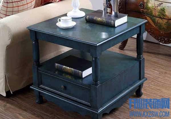 独具匠心富兰德美式家具,旗舰店内的边柜生产价格如何