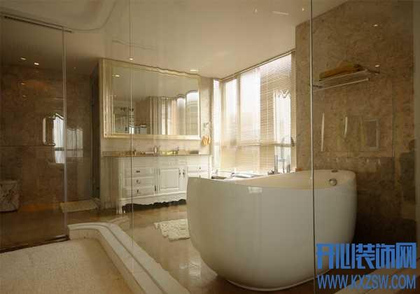 卫生间隔断风水忌宜,卫浴空间隔断打造详解