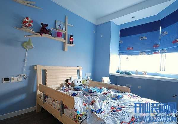 儿童房改造出新奇创意,体验儿童房改造后的欢乐天地