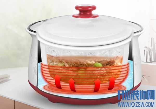 传统电炖锅和隔水电炖锅哪种更好用?电炖锅的内胆材料如何挑选
