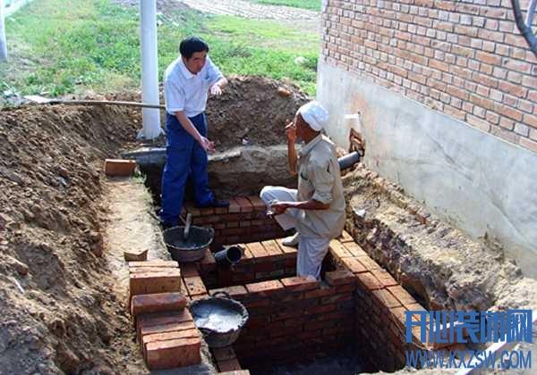 农村茅厕建造绝佳好位置,邻居都想打听的厕所风水位