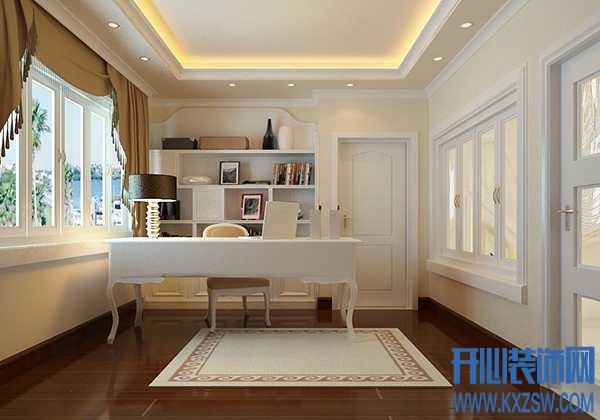 中式风格书房装修中,书桌风水有哪些注意事项?家庭书桌摆放的风水忌讳