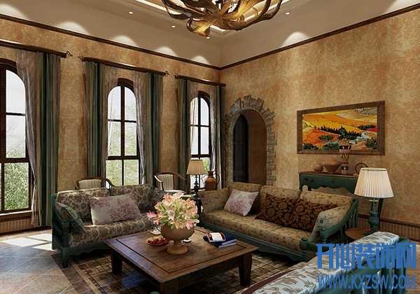 托斯卡纳风装饰效果如何?别墅适合哪种装修风格呢