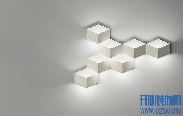 舞动的光影艺术,现代简约创意壁灯打造不一样的浪漫之夜