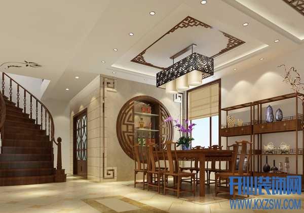 古色古香的中式别墅要如何设计?中式别墅设计说明要点分享