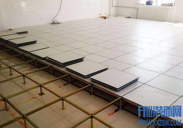 防静电地板怎么样?防静电地板施工工艺规范详情