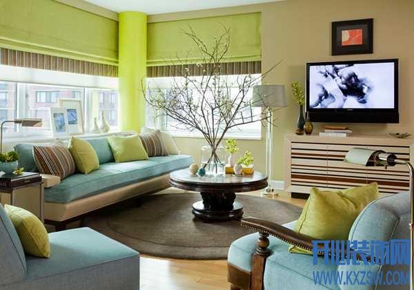 房屋风水与属相之属兔人的居室色彩风水学