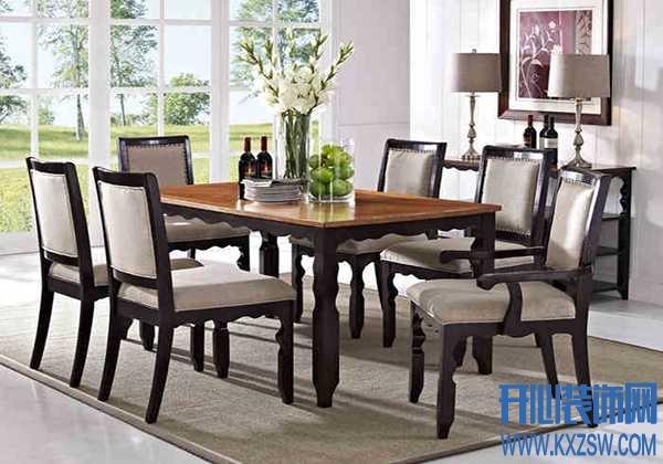 广兰家具好吗?广兰品牌的餐桌椅价格及效果如何