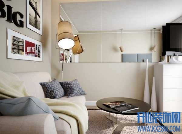现代风格家居中的亮丽风景线,现代简约家居软装搭配赏析