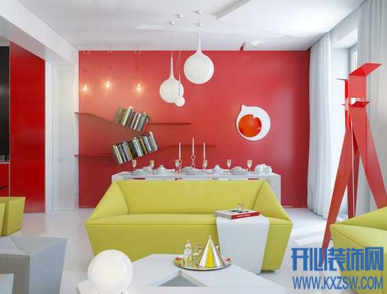 """讲述沙发颜色搭配与颜色风水间""""宁可信其有""""的关系"""