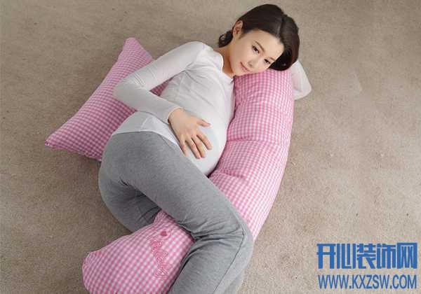 """选对了孕妇枕品牌,尽情享受无腰疼的""""幸孕生活"""""""