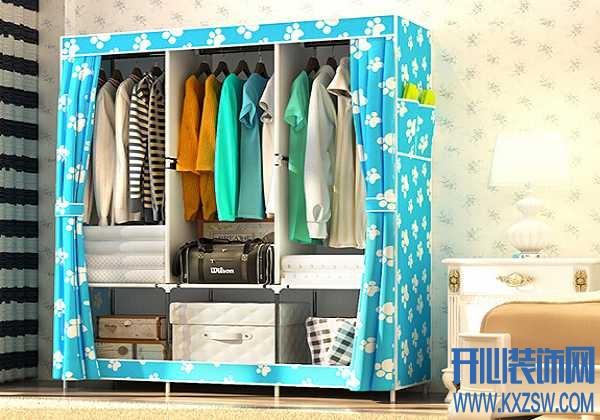 简易衣柜价格,开迪家居简易收纳衣柜价格汇总