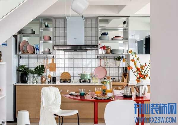 10个小技巧,快速完成厨房升级,拯救老旧厨房的颜值