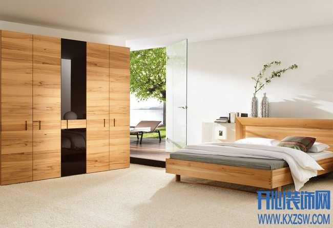 掌握卧室衣柜的朝向,好风水走进你的卧室