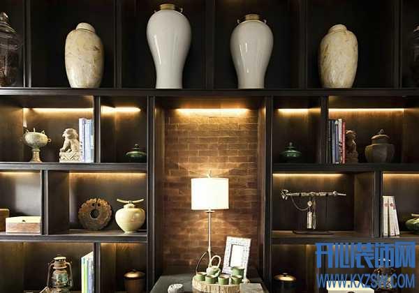 中式瓷器的装饰效果欣赏,且看中国文化的意境美