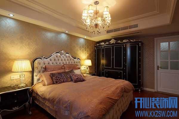 最美女生卧室装修风格之打造新古典卧室的全新面貌