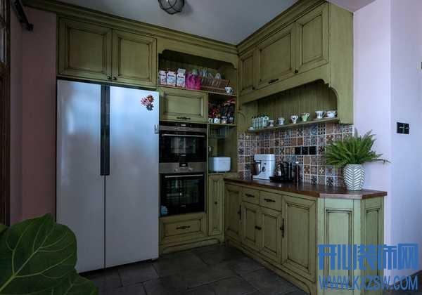 家里杂物太多需要设计橱柜做收纳,橱柜怎么设计最实用?