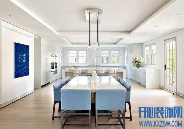 浅色木地板搭配什么样的风格最合适?浅色木地板的装饰技巧