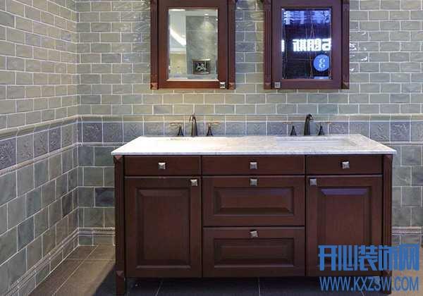 浴室柜的材质、种类有哪些?如何挑选才对得起精致生活