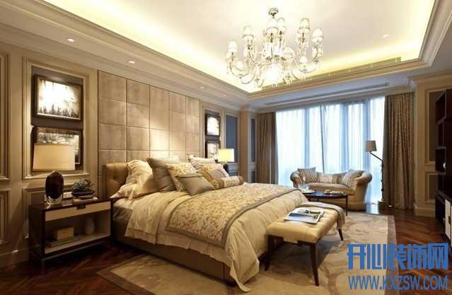 欧式家装篇之欧式卧室家具摆放,密不外传的欧式卧房家具摆放
