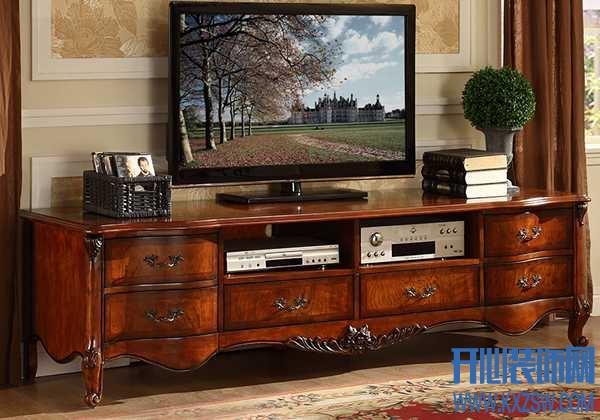 专注美式风的广兰家具品牌,推荐热门电视柜报价单